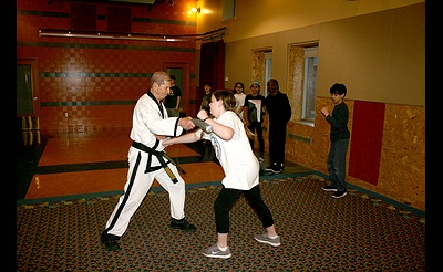 Introduction to Teen Self-Defense (Baldwin Public Library)