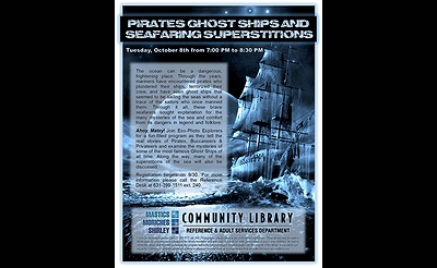 Pirates, Ghost Ships and Seafaring Superstitions