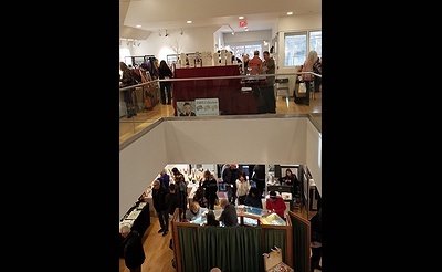 56th Annual Holiday Fine Art & Craft Fair at the Art League of Long Island