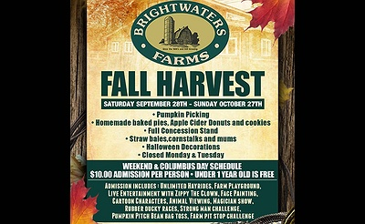 Brightwaters Farms Fall Harvest 2019