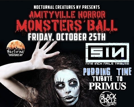 Monsters Ball- LIs greatest annual goth metal Halloween Event