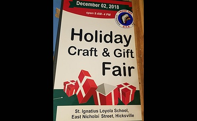 Boy Scout Troop 382 Holiday Fair