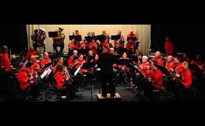 Band of Long Island Begins 25th Season with Concert on Sun., Oct. 27 at 2 PM at the Landmark on Main Street in Port Washington
