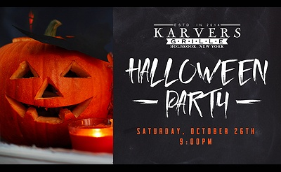 Karvers Grill's 2019 Halloween Party