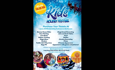 KIDS HOLIDAY FESTIVAL
