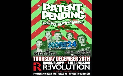 Patent Pending at Revolution