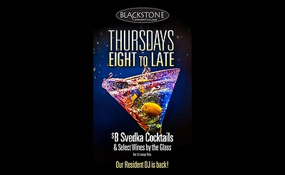 Thursday Nights at Blackstone