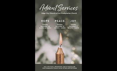 Tuesday Advent Services