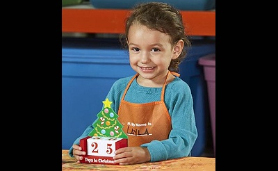 Kids Workshop: Christmas Countdown Calendar