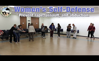 Women's Self-Defense Workshop (Franklin Square Public Library)