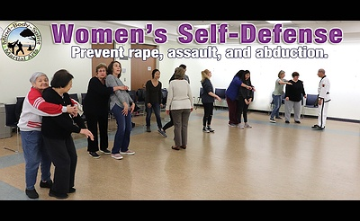 Women's Self-Defense Workshop (Mastics-Moriches Shirley Community Library)
