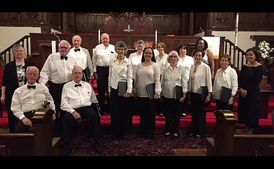 The Rockville Centre Choral Society Holiday Concert Celebrating the Seasons