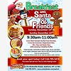 Breakfast with Santa and