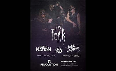 At Most Fear at Revolution