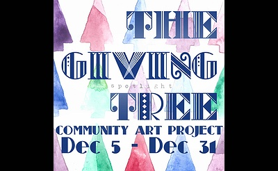 The Giving Tree - Community Art Project