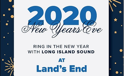 2020 New Year's Eve at Land's End