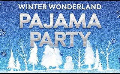 Winter Wonderland Pajama Party