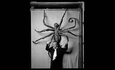 Film & Talk: Louise Bourgeois: The Spider, the Mistress, and the Tangerine