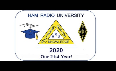 "21st Annual  ""Ham Radio University"" Educational Conference"