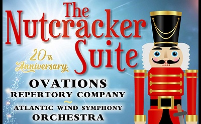 The Nutcracker Suite. This Weekend Only!