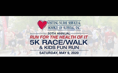 20th Annual Run for the Health of It