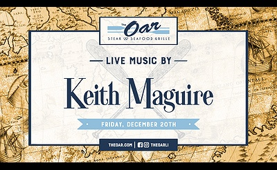 Keith Maguire at The Oar