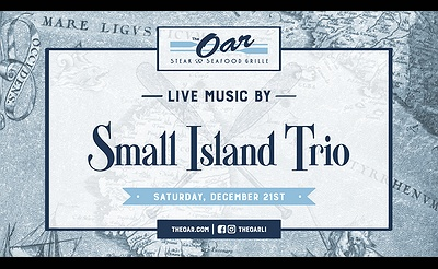 Small Island Trio at The Oar