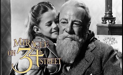 Classic Film Series: Miracle on 34th Street