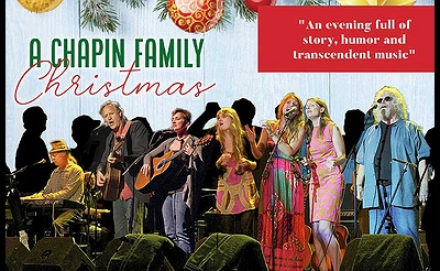 A Christmas Concert with a Chapin Twist