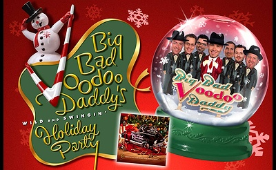 Big Bad VooDoo Daddy – A Night of Swing & Jazz!