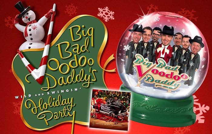 Big Bad Voodoo Daddy A Night Of Swing Jazz