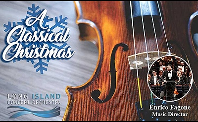 Classic Christmas with Long Island Concert Orchestra
