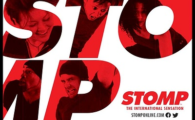 STOMP! – The Rhythm of New York