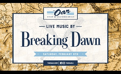 Breaking Dawn at The Oar