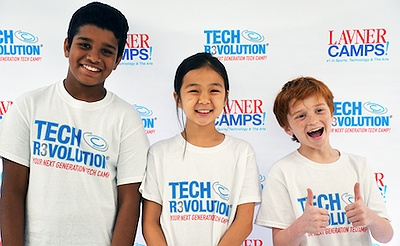Award-Winning Camp Tech Revolution at the New York Institute of Technology