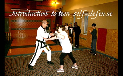 Introduction to Self Defense (TEENS) - (Sachem Public Library)