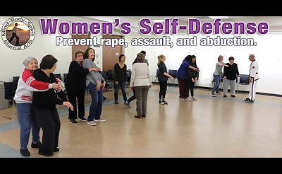 Womens Self-Defense Workshop - (Brentwood Public Library)