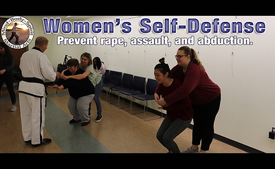 Women's Self Defense Workshop - (Cutchogue New Suffolk Free Library)