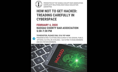 How to Not Get Hacked: Treading Carefully in Cyberspace