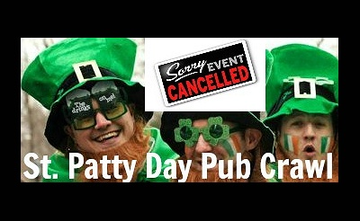 Long Island Singles Lucky Pub Crawl ♣ All Ages