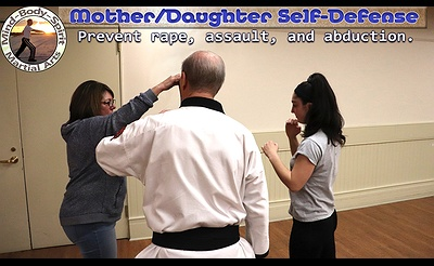 Mother/Daughter Self Defense Workshop - (Oyster Bay-East Norwich Public Library)