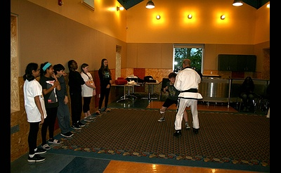 Introduction to Teen Self-Defense - (Elwood Public Library)