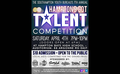 7th Annual Hamptons Got Talent Competition