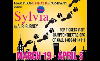 (Postponed) SYLVIA presented by Hampton Theatre Company