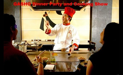 Long Island Singles Gasho Cooking Show Dinner Party