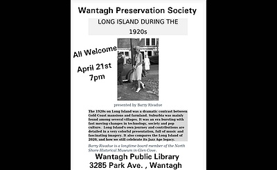Wantagh Preservation Society