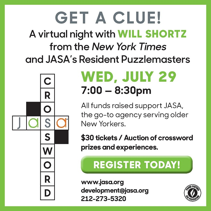 Virtual Crossword Event