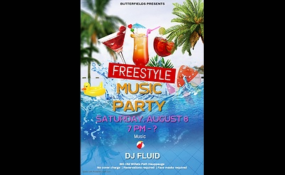 Freestyle Music Party