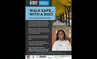 Walk Safe with a Doc