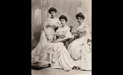 High Style in the Gilded Age: The Cryder Triplets